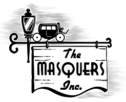 The Masquers logo